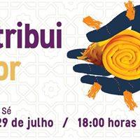 Distribuio de cobertores Imigra Brasil