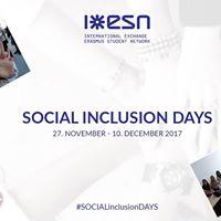 Social Inclusion Days 2017