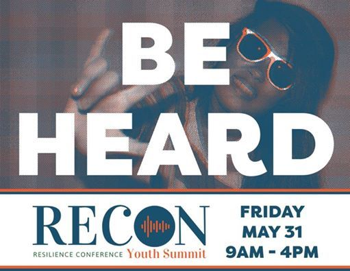 ReCon Resilience Conference Youth Summit