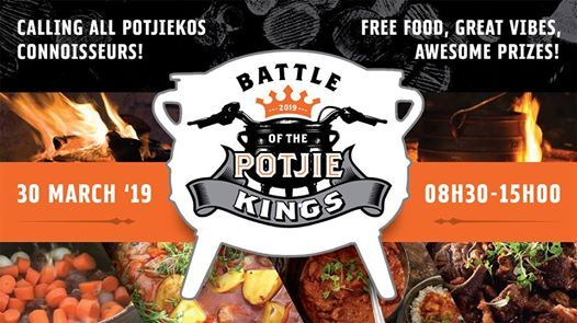 Battle of the Potjie Kings 2019