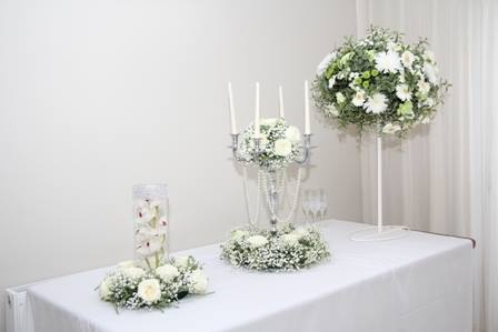 Module 4 - Hotel & Event Flowers