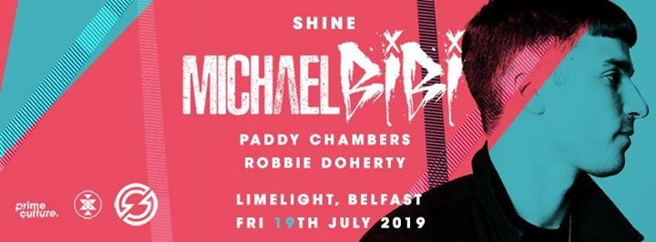 SHINE - Michael Bibi - tickets on sale now
