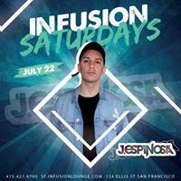J Espinosa at InfusionSat