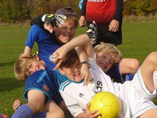 Half-term Soccer School