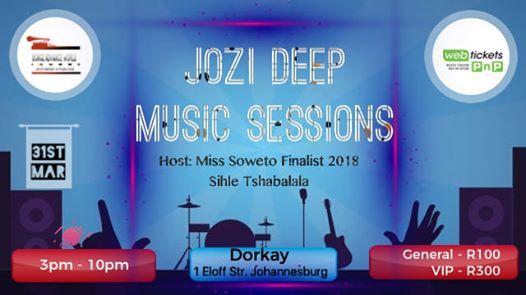 Jozi Deep Music Sessions