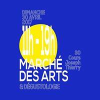 March Des Arts &amp Dgustologie
