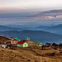 Chitrey-Tonglu-Dhotrey Trek