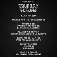 PSO Equipe Present Sounds Of The Future