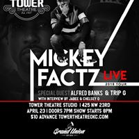Grand Union Media Presents Mickey Factz Live w Alfred Banks