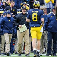 Ask Michigan Football to Tackle Richard Spencer