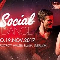 Social Dance  SO.17.Dez  Die neue Gesellschaftstanz-Party