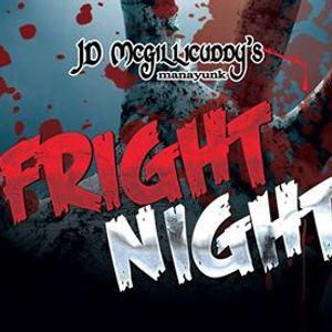Fright Night at JD McGillicuddys in Manayunk