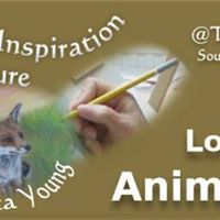 Anita Young Drawing Inspiration From The Fox