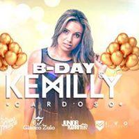 B-DAY Kemelly Cardoso e Convidados  26 de Maio