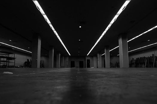 Halloween Warehouse Rave - Brighton