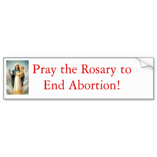 Pray to END Abortion