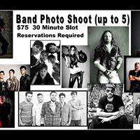 Band  Musician Photo Shoot 30 Minutes 75 in Marietta GA