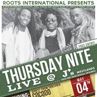 Direct from Tanzania Cocodo Band Thursday Nite Live at Js