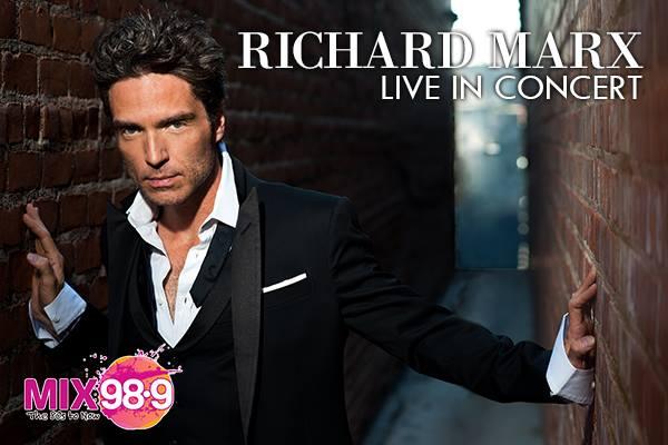 Richard Marx Live in Concert