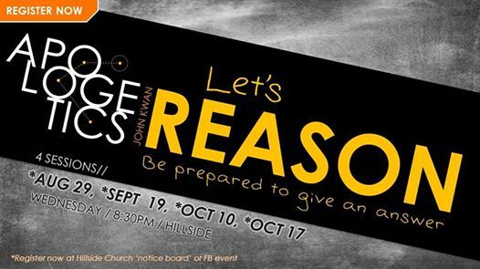 Lets Reason (Apologetics)
