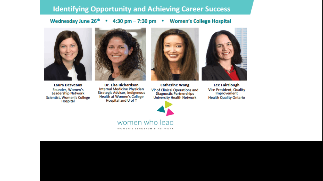 Womens Leadership Network Achieving Career Success