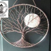 Craft Workshop 2 Tree of Life Wire Wrapping