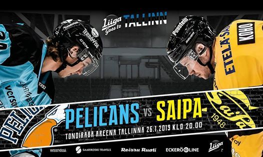 Image result for liiga goes to tallinn 2019