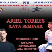 Kata Seminar by Ariel Torres