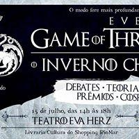 Game of Thrones O Inverno Chegou