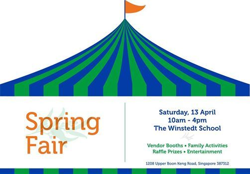 Winstedt School Spring Fair
