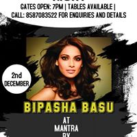 Launch Night with Bipasha Basu