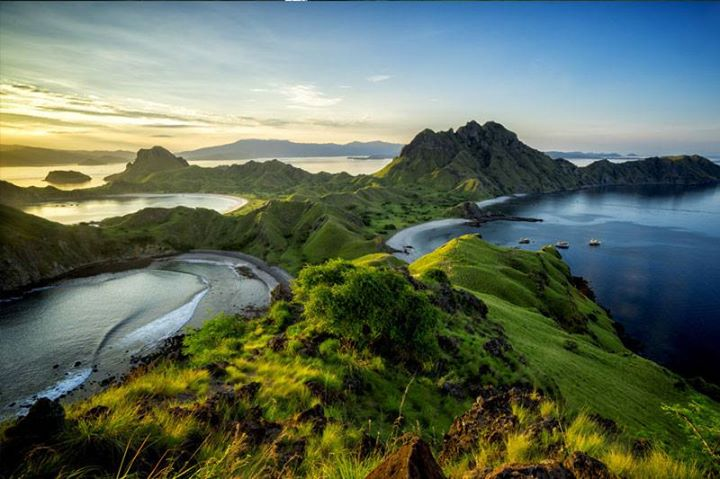 Explore Komodo Islands - New Seven Wonders of the World