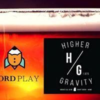 WordPlay Thursdays at Higher Gravity