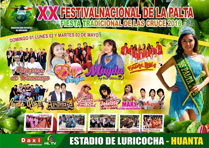 Image result for festival de la palta