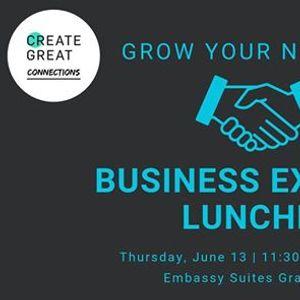 Business Exchange Luncheon