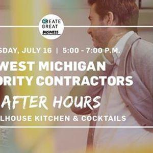 After Hours West Michigan Minority Contractors
