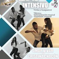 Intensivo de Timba y Guaguanc con Omar Vivar y Cristina Chacn