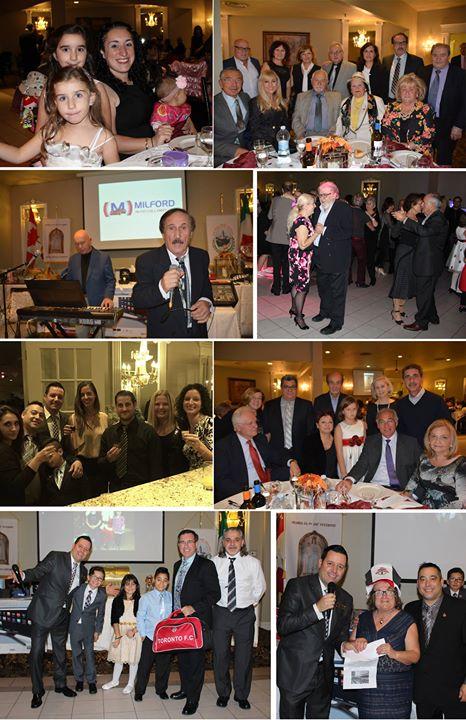 Cervaro Cultural Society Dinner Dance 2017