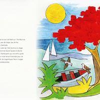 Parution du livre Noel en fleur