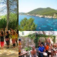 Zomerstage Afrikaanse Dans in Ibiza met Fanny Heuten