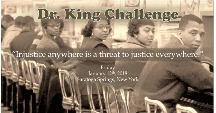 The 3rd Annual Dr. King Challenge