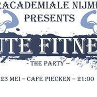 Foute fitness party interacademiale 2017