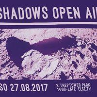 Shadows Open Air w Redshape Conforce CWA &amp More