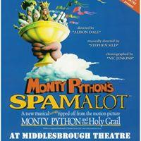 Spamalot - Teesside Musical Theatre Company