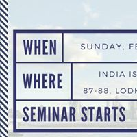 Jamborees GRE seminar in Delhi