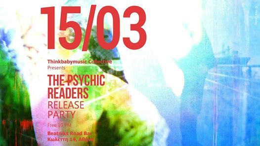 The Psychic Readers - Release Party