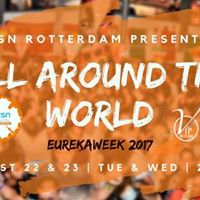 All Around The World  - International Party Eurekaweek 2017 2