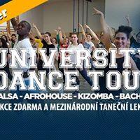 University Dance Tour (BACK 2 School)- 3nd Edition