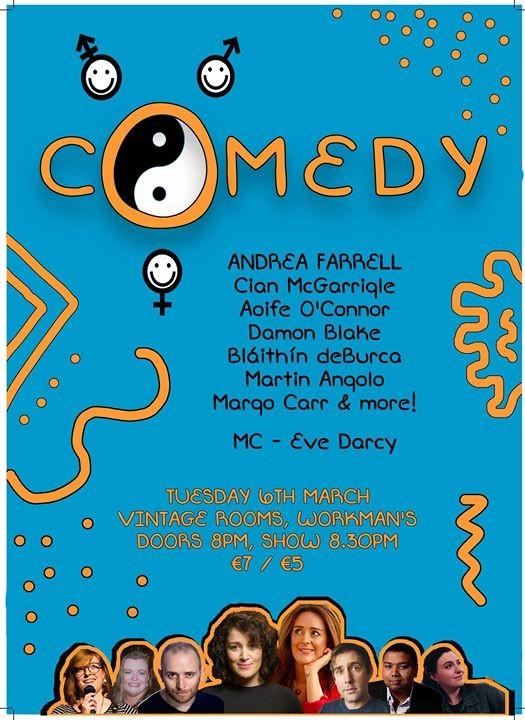 Comedy Show consciouscomedy