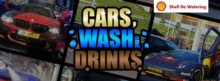Cars Wash and Drinks